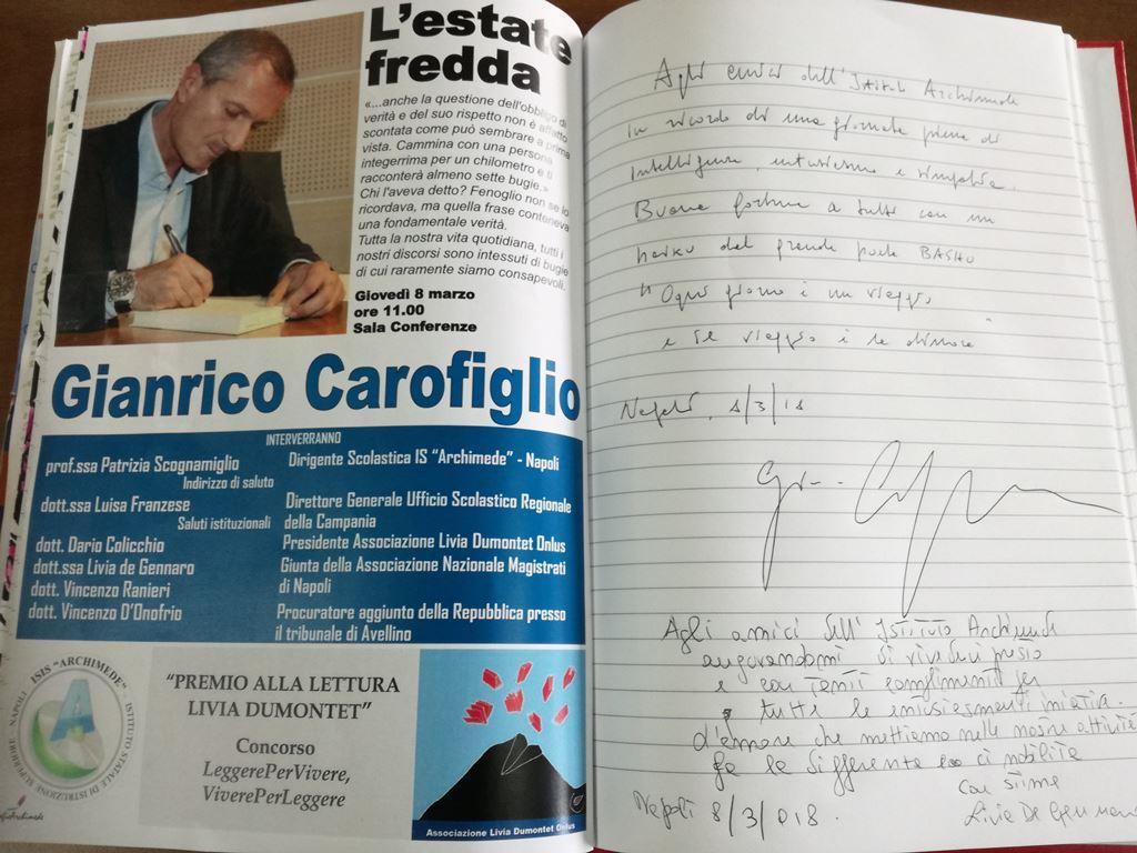 #G. CAROFIGLIO