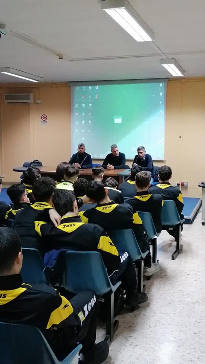 #CLASSI CALCIO E SAMPDORIA