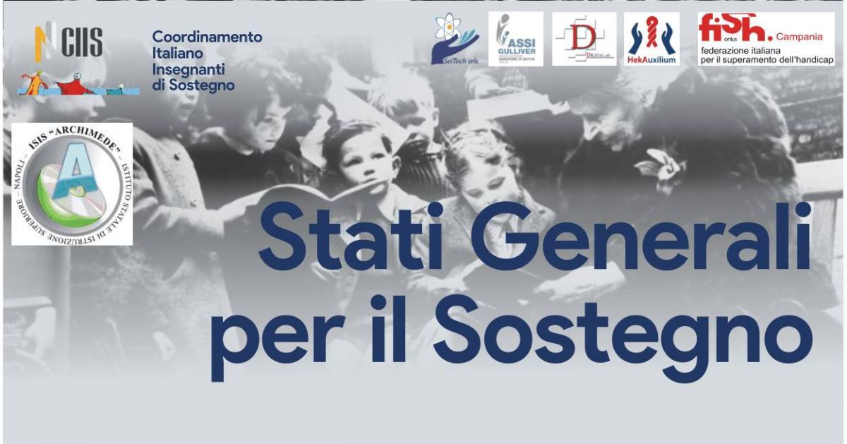 #STATI GENERALI SOSTEGNO 19
