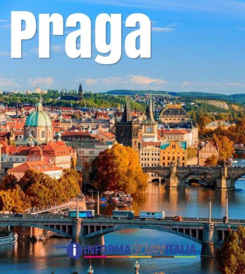 Nuovo programma viaggio a Praga